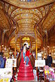 Central staircase of the Lello Bookstore - Apr 2011.jpg