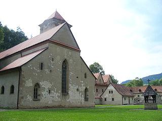 Červený Kláštor (monastery) monastery in Slovakia