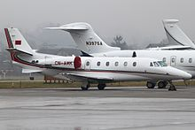 Cessna 560XL Citation XLS Plus, Morocco - Government JP7310670.jpg