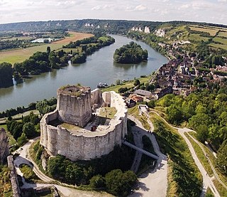 Château Gaillard castle