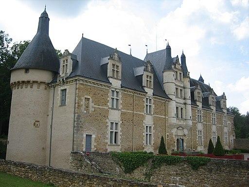 Château d'Ars (Indre) 01
