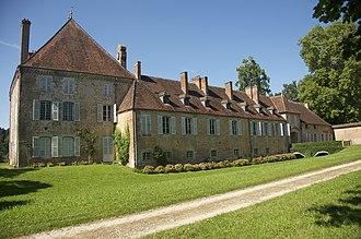 Beaurepaire-en-Bresse - Chateau