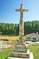 Châtelblanc. Croix de la Combille. (1). 2015-04-21.jpg