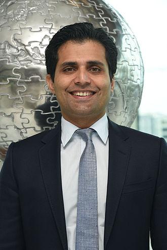 Sameer Gehlaut - Image: Chairman web 1