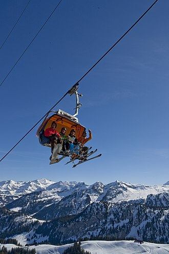 Gstaad - Mountain Railway Chalberhöni