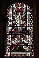 Chancel north window, St Michael and St Mary, Melbourne, Derbyshire.jpg