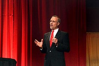 University of Missouri–St. Louis - Dr. Thomas F. George, Current Chancellor