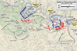Chancellorsville May4-6