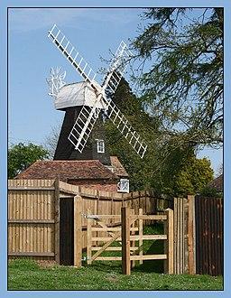 Charing Windmill - geograph.org.uk - 1266297