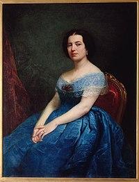 Charles Bonnegrâce - Portrait d'Ernesta Grisi, 1866.jpg