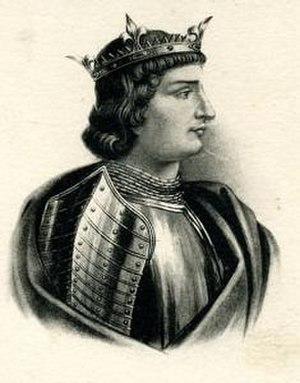 Charles IV of France - Image: Charles IV Le Bel