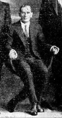 Trade Union Representative >> Charles Kilpatrick (politician) - Wikipedia