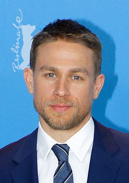 Charlie Hunnam in 2017