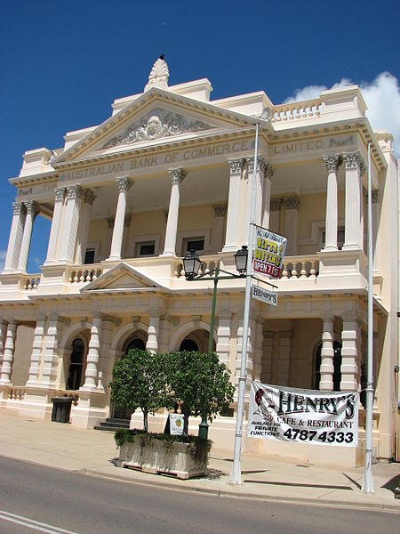 Charters Towers Australia  City new picture : Charters Towers Australian Bank of Commerce Wikimedia ...