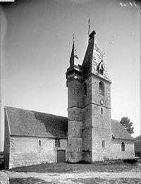 Chaussée-d'Ivry (la) Église Sainte-Blaise Eure-et-Loir France.jpg