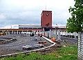 Cheb, výstavba autobusového terminálu.jpg