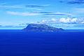 Chegada à ilha do Corvo Açores 3, Arquivo de Villa Maria, ilha Terceira, Açores.JPG
