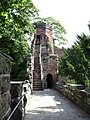 Chester City Walls - Spur wall and Bonewaldesthorne's Tower 02.jpg