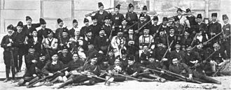 Chetniks - Chetnik Association, between 1921 and 1926.