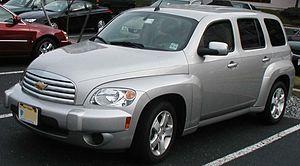 Bryan Nesbitt - Chevrolet HHR