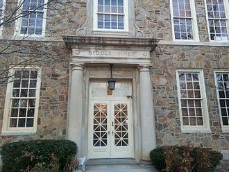 Cheyney University of Pennsylvania - Biddle Hall