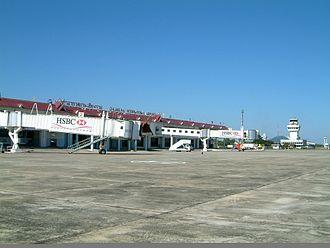 Chiang Rai International Airport - Image: Chiang Rai International Airport