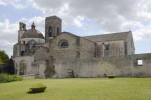 Barumini - Image: Chiesa Vergine Immacolata Barumini pjt