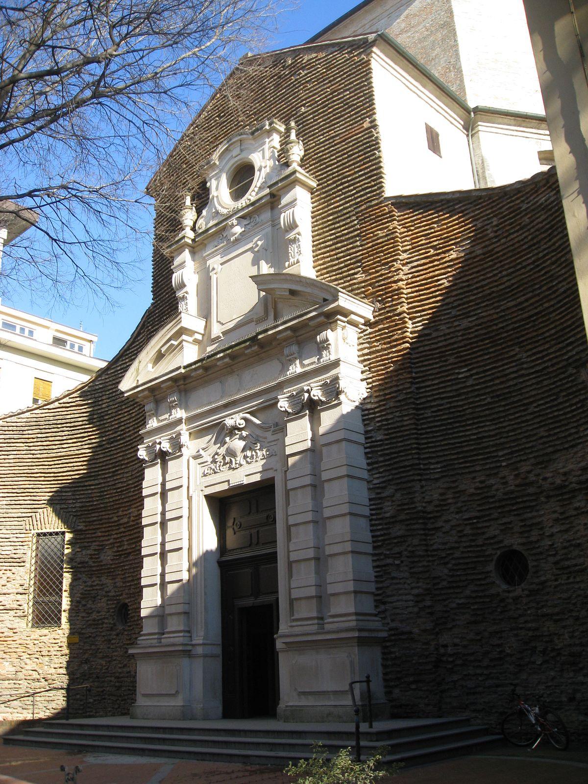 Chiesa di sant 39 antonio abate in ravaldino wikipedia for Arredo bimbo sant antonio abate