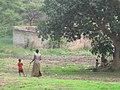 Chilanga (Lusaka), Zambia citizens walking.jpg