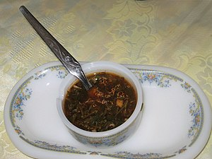 Barbecue sauce - Chimichurri