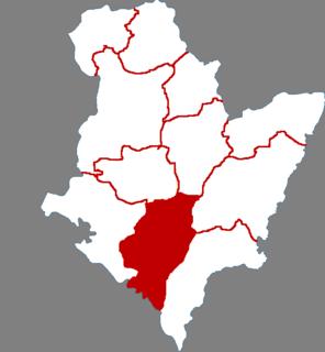 Zaoqiang County County in Hebei, Peoples Republic of China