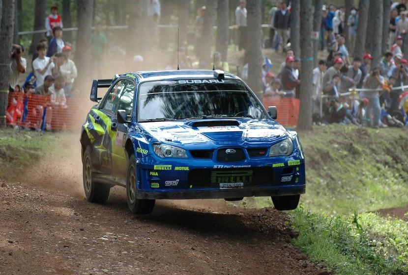 Chris Atkinson - 2006 Rally Japan