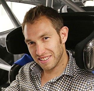 Chris Atkinson Australian rally driver