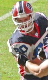Chris Kelsay American Football player
