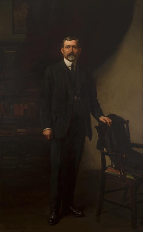 Chris Watson, 1915 (John Longstaff)