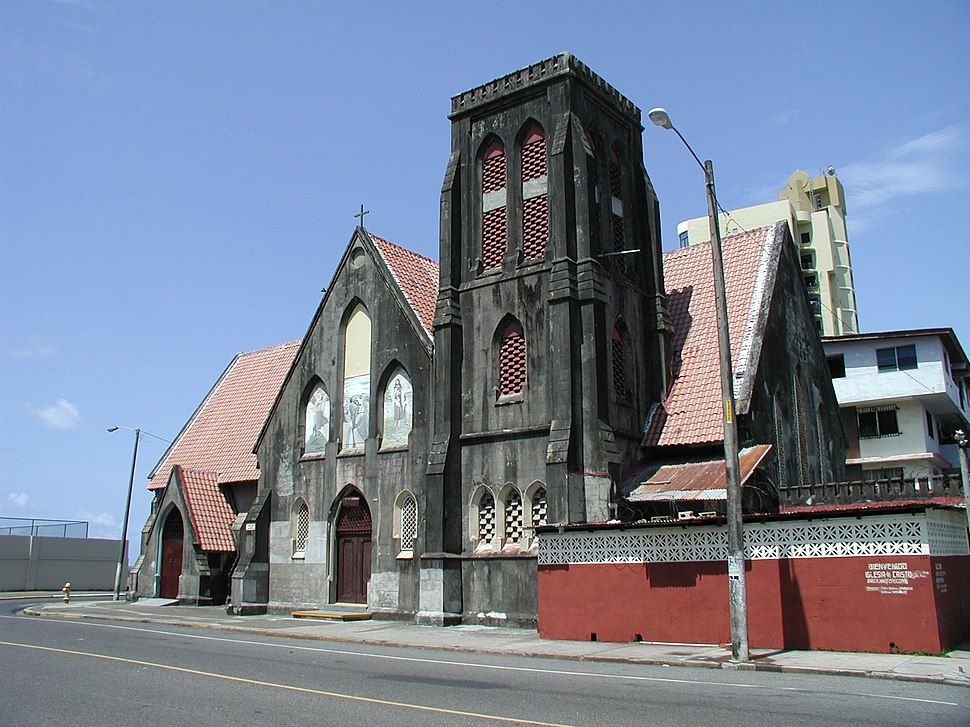 Christ Church by the Sea in 2003