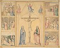 Christ on the Cross with Six Scenes from the Life of Christ MET DP804038.jpg