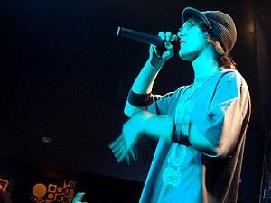 Porta (rapper) - Porta in 2008.