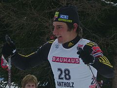 Christoph Stephan in Antholz