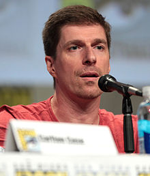 Chuck Hogan SDCC 2014 (cropped).jpg