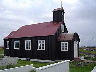 Reykjanesbær - Church of Hafnir