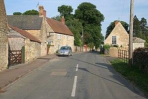 North Luffenham - Church Street