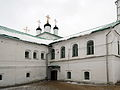 Church of the Dormition of the Theotokos in Alexandrov 04 (winter 2014) by shakko.JPG