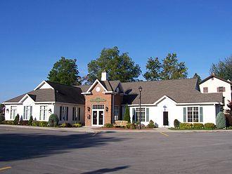 Churchville, New York - Churchville village offices