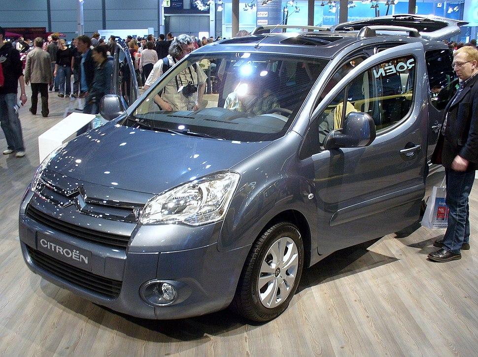 Citroën Berlingo AMI