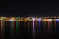 City lights of Side, Turkey (5949568533).jpg