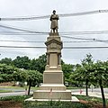 Civil War Memorial in Easton, Massachusetts.jpg