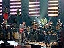 Doyle Bramhall II, Derek Trucks, Steve Jordan, Eric Clapton, Willie Weeks