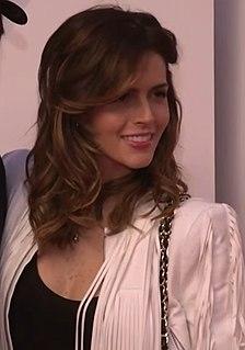 Claudia Álvarez Mexican actress