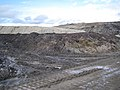 Clay waste from Southacre Quarry - geograph.org.uk - 1730457.jpg